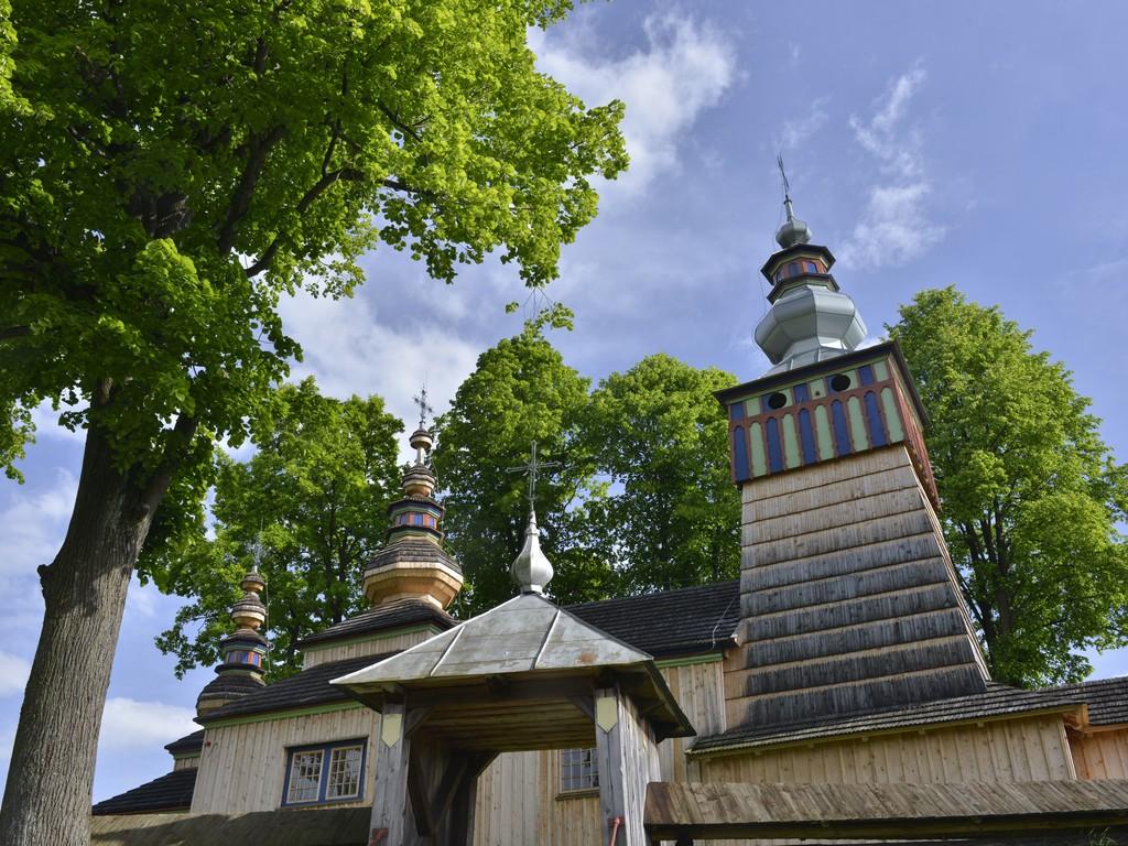 Read more about the article Cerkiew w Świątkowej Małej