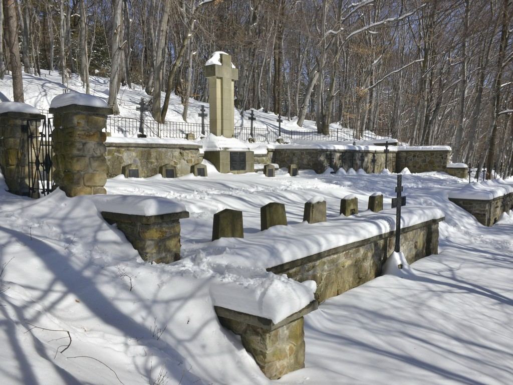 Read more about the article Cmentarz Niemiecki z I wojny światowej