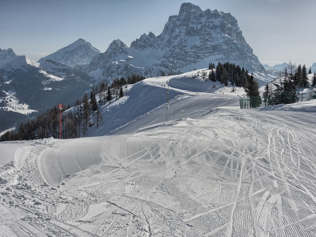 Read more about the article Dolomity w zimie